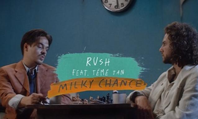 """Musique: Milky Chancerevient avec le clip du morceau""""Rush"""""""